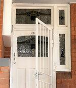 No 2  Blairgowrie Street Front Door Pane