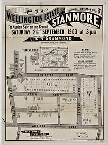 1903 Wellington Estate, Stanmore, Adjoin
