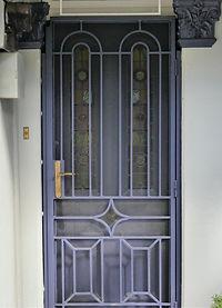 No 7 Regent Street Victorian Front Door