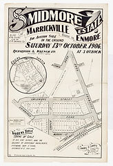 1906 Smidmore Estate, Marrickville close