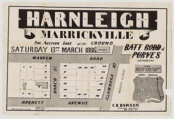1896 Harnleigh, Marrickville - Harnett A
