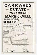 1907 Carrards Estate, Marrickville - Pet