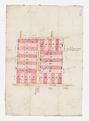 1869 Sketch plan Marrickville area] - Em