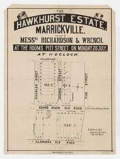 1884 Hawkhurst Estate, Marrickville - Ge