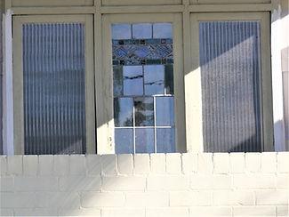 No 4 Charles Street Three Panel Casement
