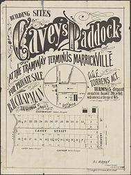 Caveys Paddock Cavey Street, Calvert Street.jpg