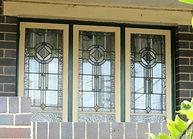 No 2 Union Street Three Panel Casement W