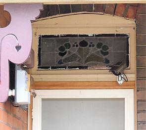 No 697 New Canterbury Road Front Door Fa