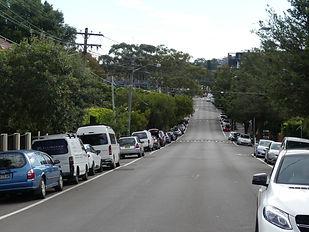 Ewart Street Looking West.JPG