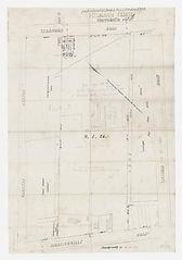 1895 Plan of part of Lots 2 & 7, Block 3