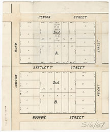 1884 Junction Rd, Henson St, Regent St,