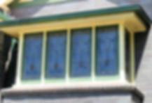 No 1A Yule Street 6 Panel Casement Squar