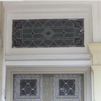 No 13 Scouler Street Front Door Panels &