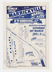 1912 Denman Estate, Marrickville, Anders