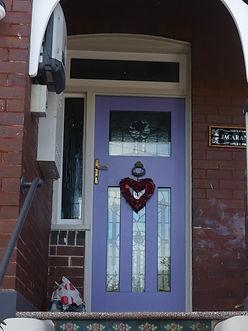 No 31 North Street Front Door Panels and