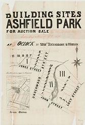 1878 Ashfield Park Lucy Street, John Str