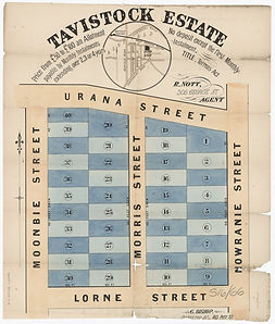 1886 Tavistock Estate - Summer Hill - Lo