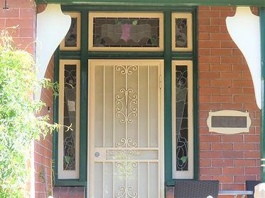 No 10 Albermarle Street Front Door Sidel