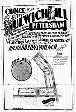 1900 Dulwich Hill Petersham Constitution