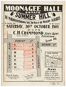 1909 Moonagee Hall Estate - Summer Hill