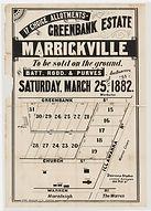 1882 Greenbank Estate, Marrickville - Gr