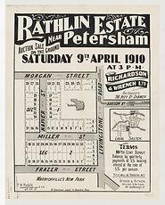 1910 Rathlin Estate near Petersham - Mor