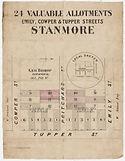 1875 (c.) 24 valuable allotments - Cowpe