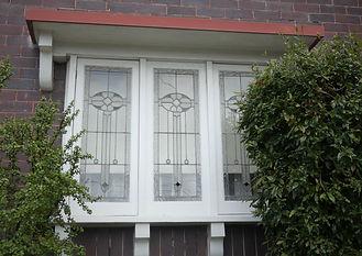No 12 Harriet Street Three Panel Casemen