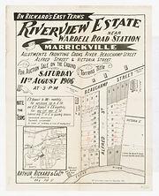 1906 Riverview Estate, Marrickville - Be