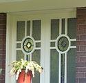No 2 Seaview Street Double Verandah Door
