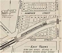 Detail from the 1895 John C. Hamilton &
