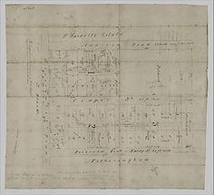 1850 c. Wardell's Estate, Addison Road,