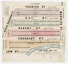1883 Plan Marrickville area] - Premier S