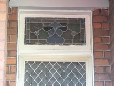 No 7 Llewellen Street Front Door Fanligh