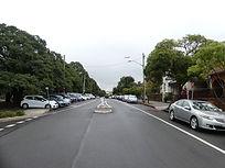 Llewellyn Street looking North West May
