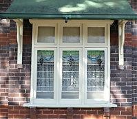 No 2 Stoke Avenue Three Panel Casement