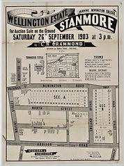 1903 Wellington Estate, Stanmore, Adjoin