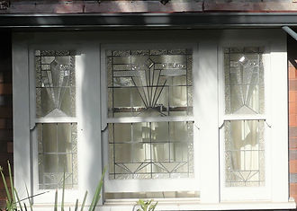 16A High Street Three Panel Double Hung