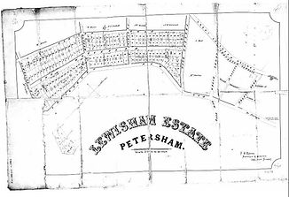 1874 Lewisham Hill Estate Denison Road,