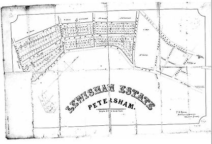 1874 Lewisham Hill Estate Denison Road,