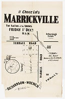 1882 11 choice Lots, Marrickville - Ward