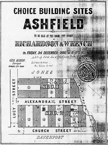 1888 Lucy Street, Alexandra Street, Chur