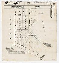 1879 (c) [Plan Marrickville area] - Gord