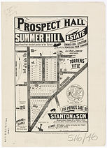 1908 Prospect Hall - Summer Hill Estate