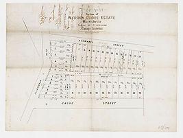 1888 (Warren Grove Estate Marrickville