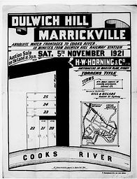 1921 Dulwhich Hill Marrickville Alfred S