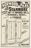 1905 Norwood Park near Stanmore - Surrey