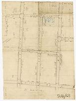 Sketch Short Street, Henson Street, Junc