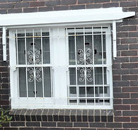 No 20 Myrtle Street Two Panel Double Hun