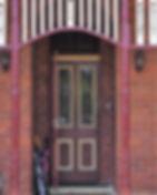 No 3 Garnett Street Front Door Panels &